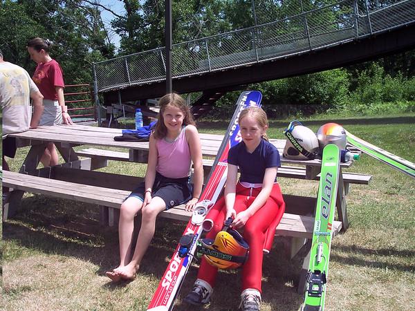 2006-2007 Ski Jumping Season:  Summer and Winter