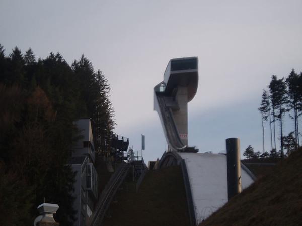 Ski Jumps Around The World