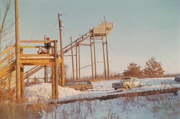 St Paul Ski Club History